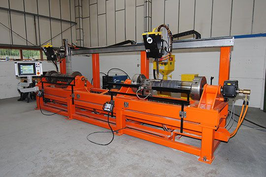 Automated Welding Equipment